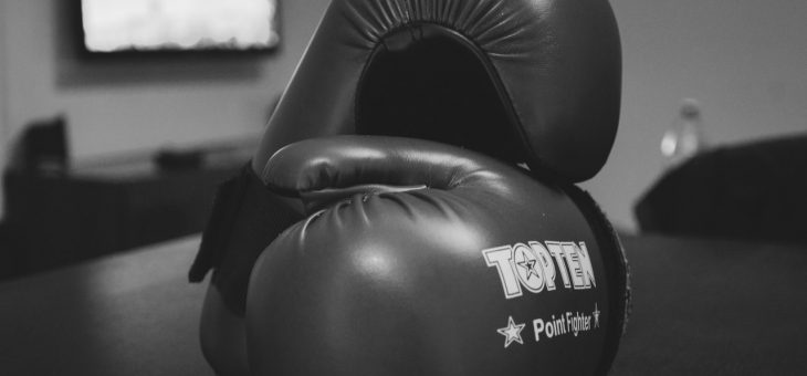 In the Boxing Ring with Personal Thinking