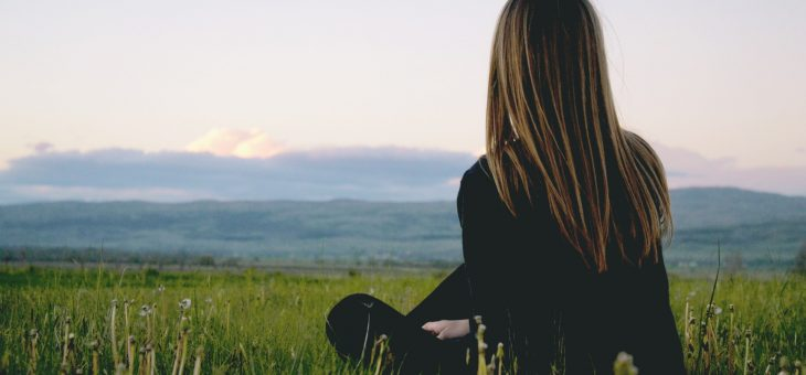 """Live in """"Seeing"""" rather than Anxiety, Blame, and Sabotage"""
